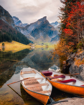 Seealpsee Autumn