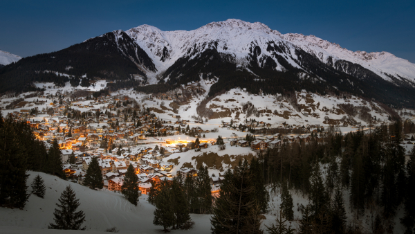 Klosters Panorama 1