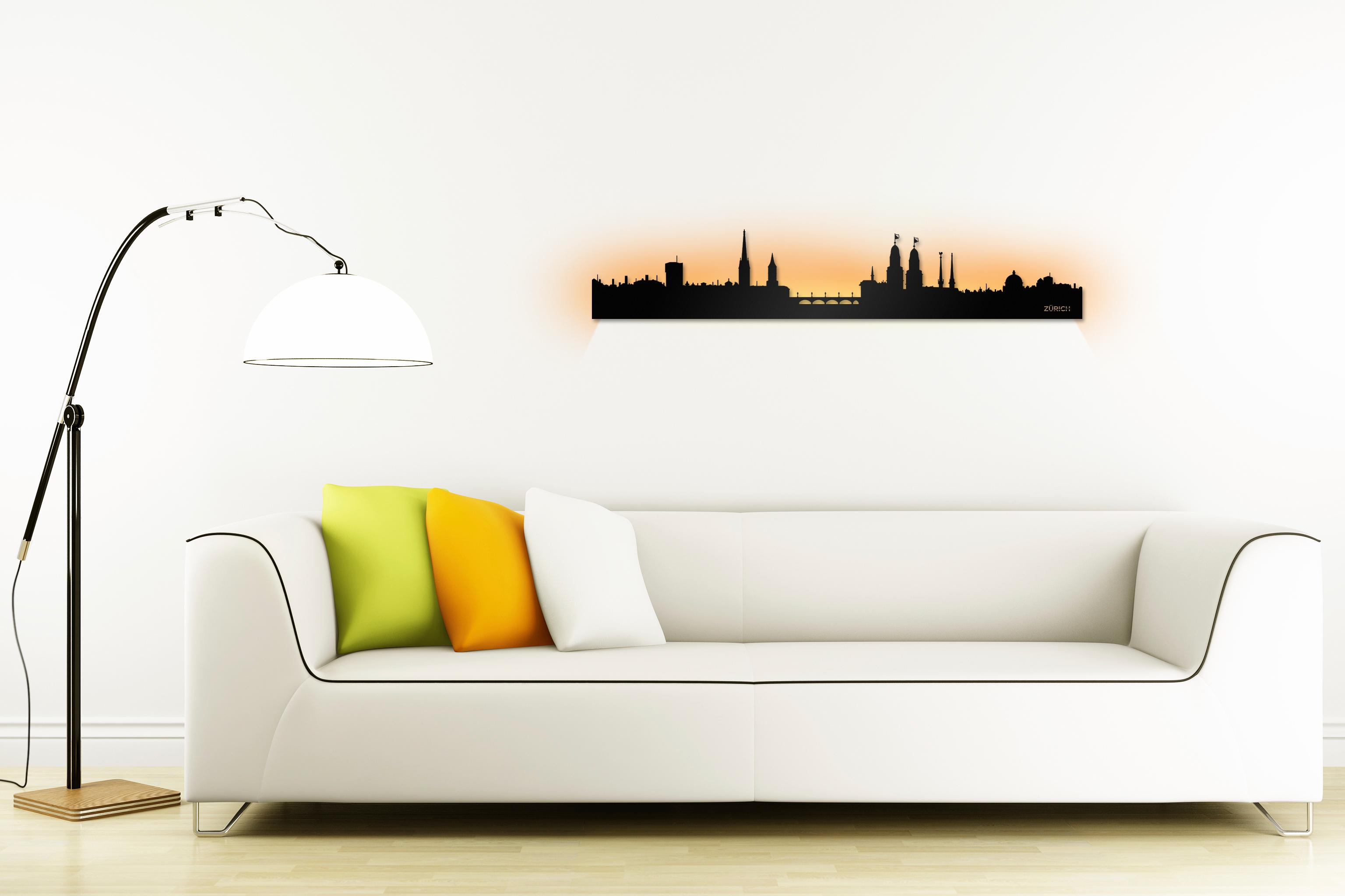led skyline z rich. Black Bedroom Furniture Sets. Home Design Ideas